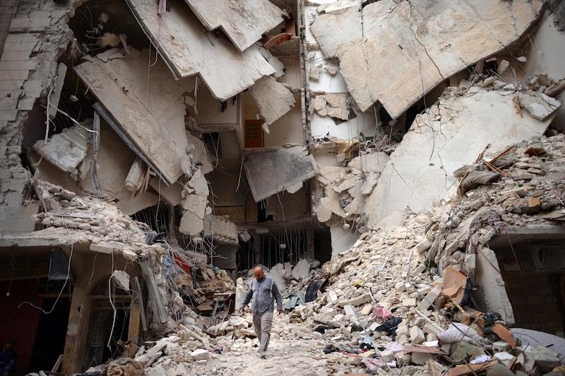 Israel in the Eye of the Hurricane