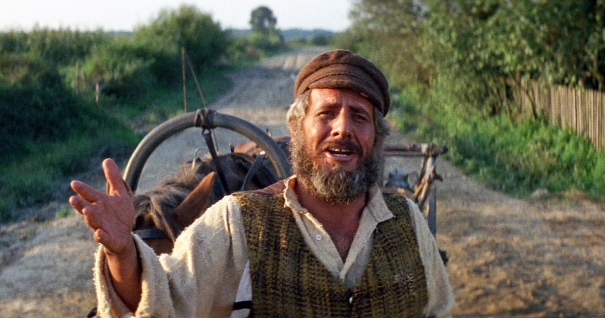 What's Wrong with <em>Fiddler on the Roof</em>